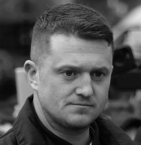 Hearts of Oak contributor Tommy Robinson
