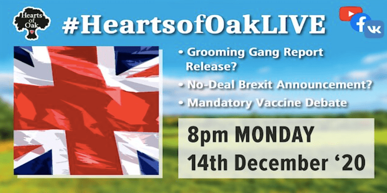 Livestream - Breaking news Grooming Gang report will be released any day.