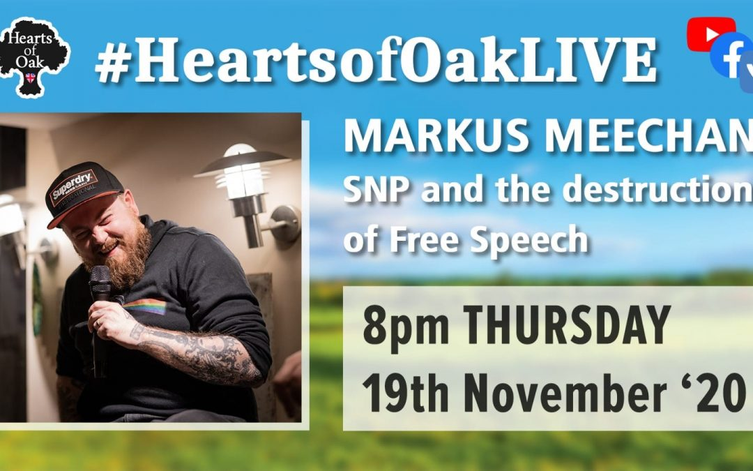 Markus Meechan (Count Dankula) – Why are the SNP destroying free speech in Scotland