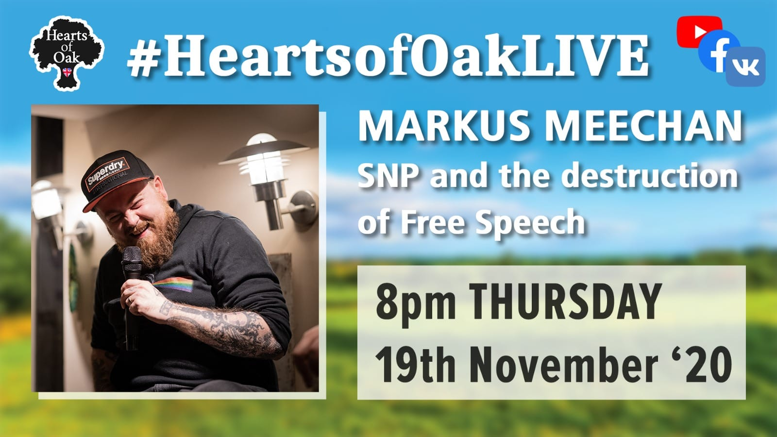 Markus Meechan (Count Dankula) - Why are the SNP destroying free speech in Scotland