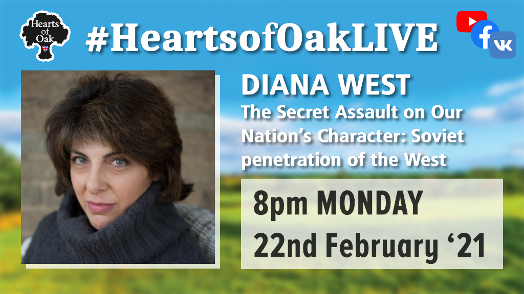 Diana West: The Secret Assault on our Nation's Character