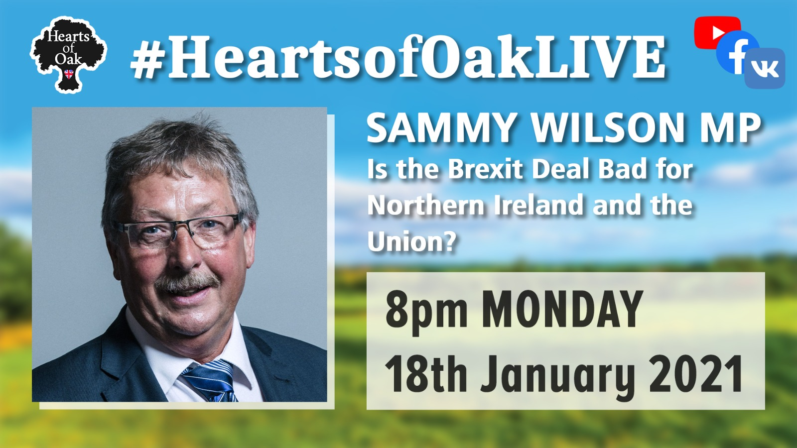 Sammy Wilson MP asks if the Brexit deal is bad for Northern Ireland and the Union