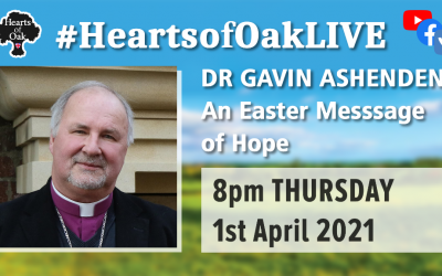 Dr Ashenden Ashenden: An Easter message of Hope