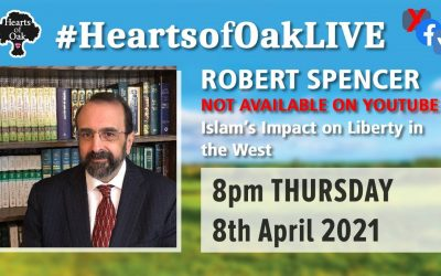 Robert Spencer: Islam's impact on Liberty in the West