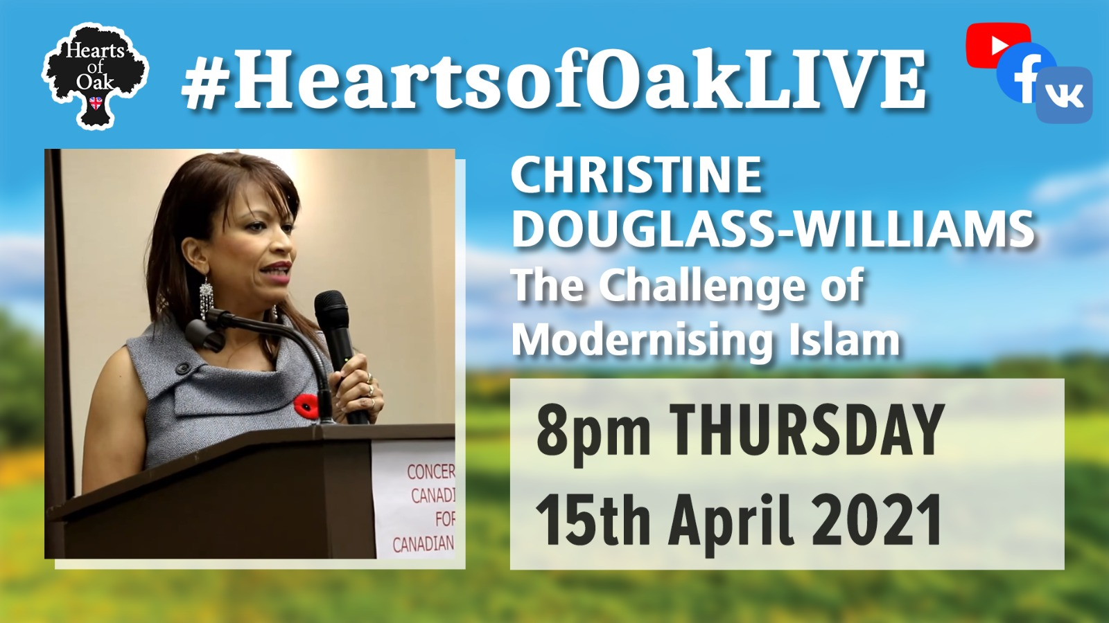 Christine Douglass-Williams: The Challenge of Modernising Islam