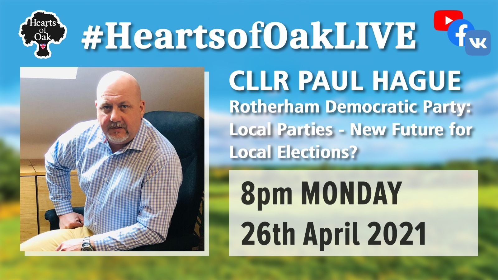 Cllr Paul Hague: Local Parties - New Future for Local Elections?