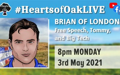 Brian of London: Free Speech, Tommy and Big Tech