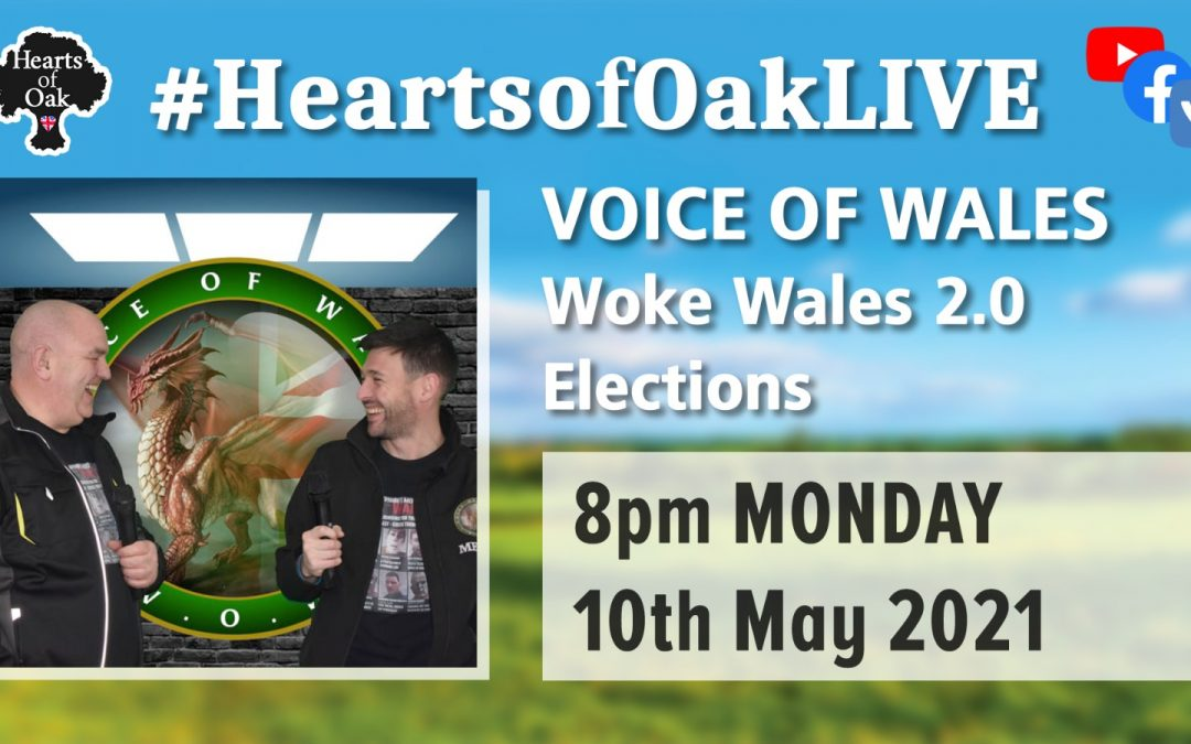 Voice of Wales: Woke Wales 2.0 Elections