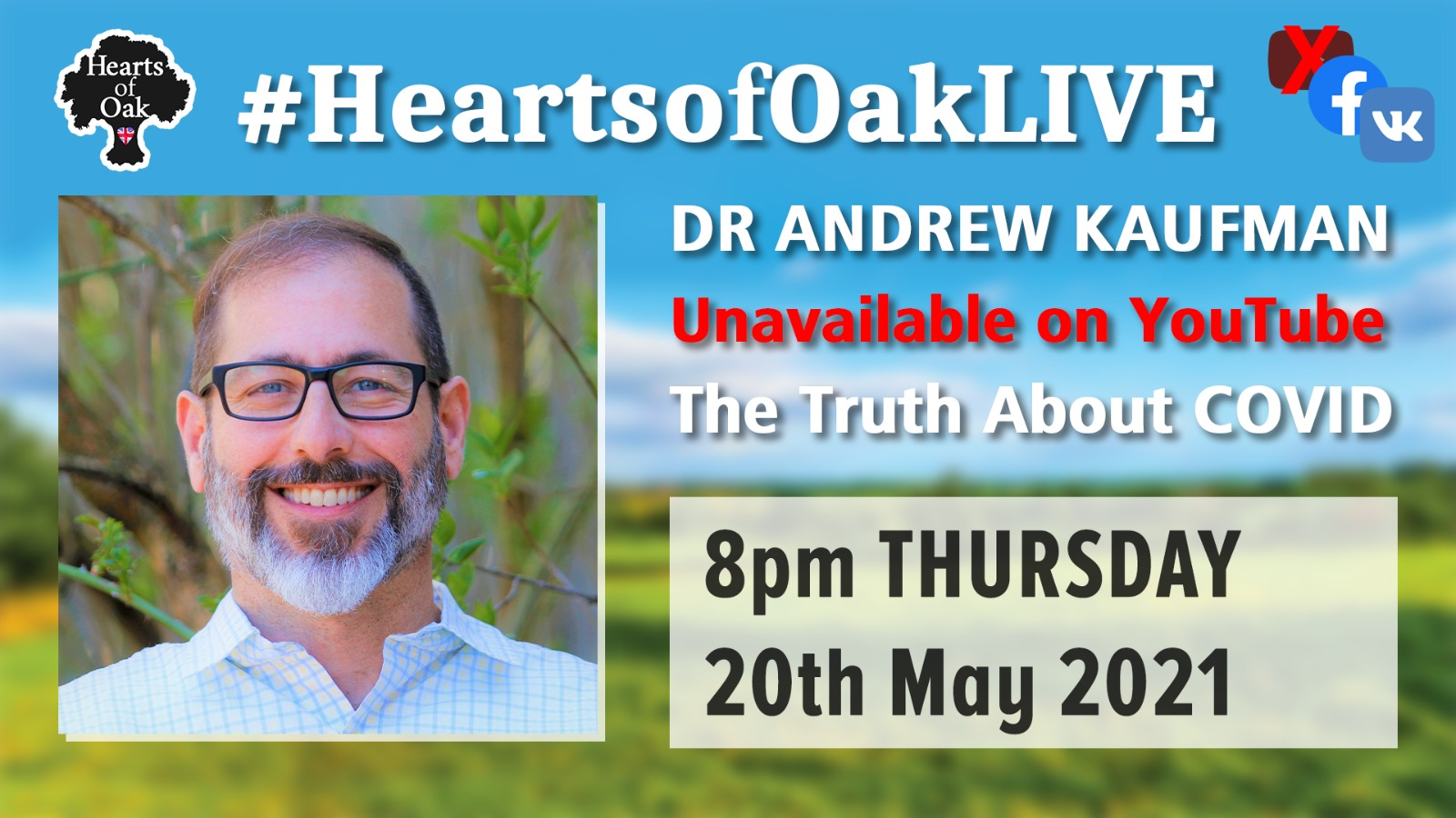 The Truth about Covid with Dr Andrew Kaufman