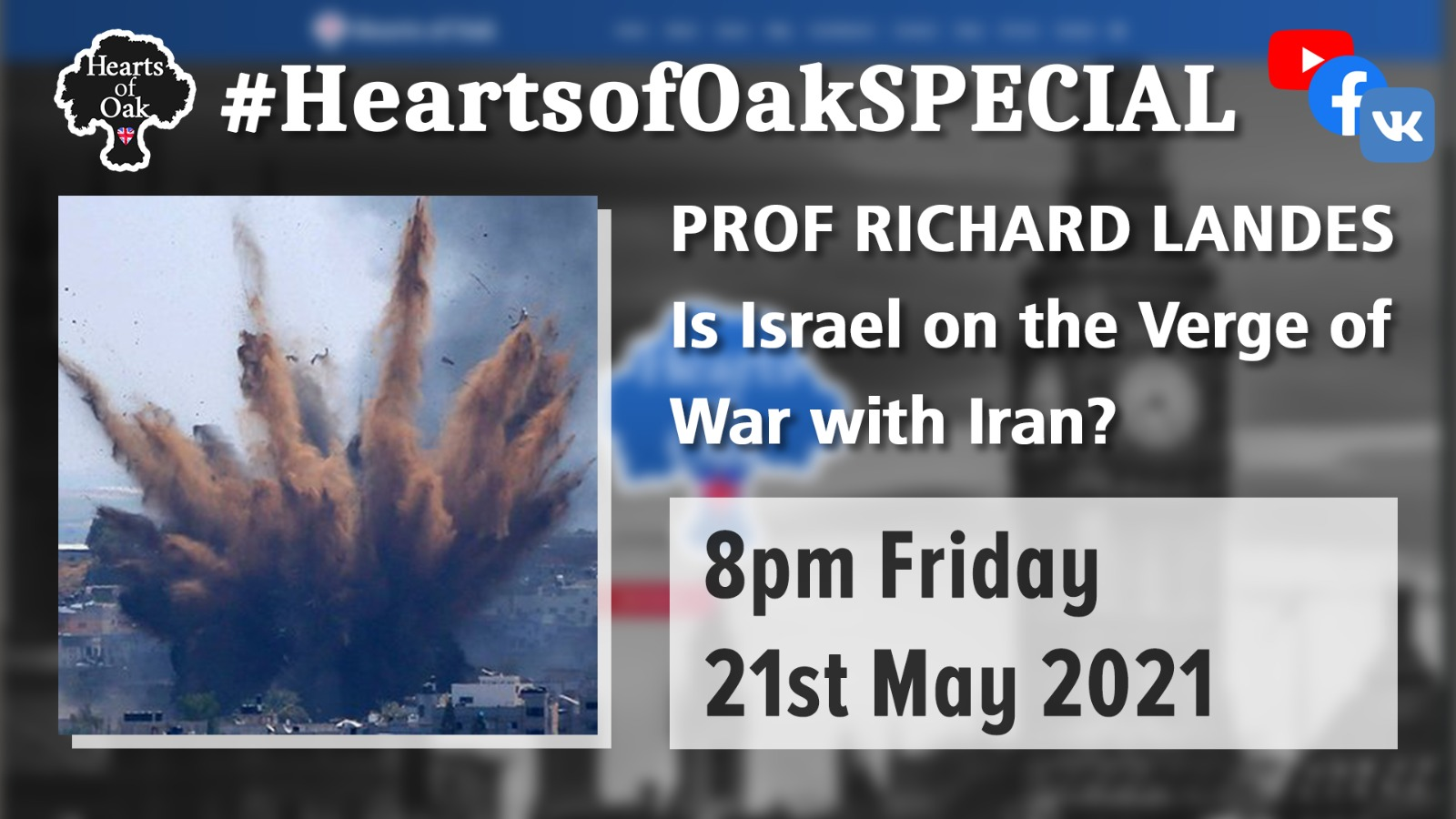 Is Israel on the Verge of War with Iran? : Professor Richard Landes