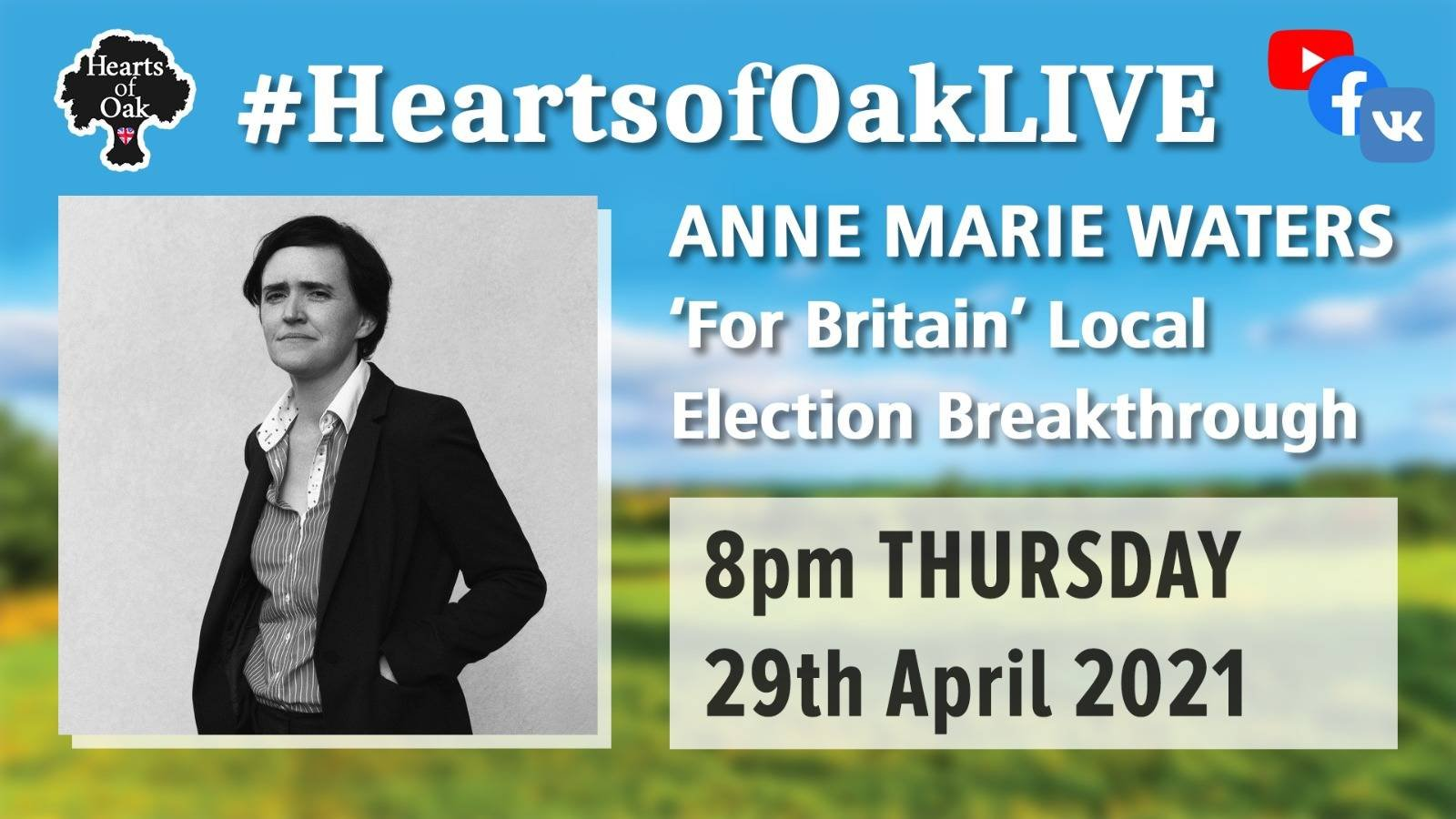 """Anne Marie Waters: """"For Britain"""" Local Election Breakthrough"""