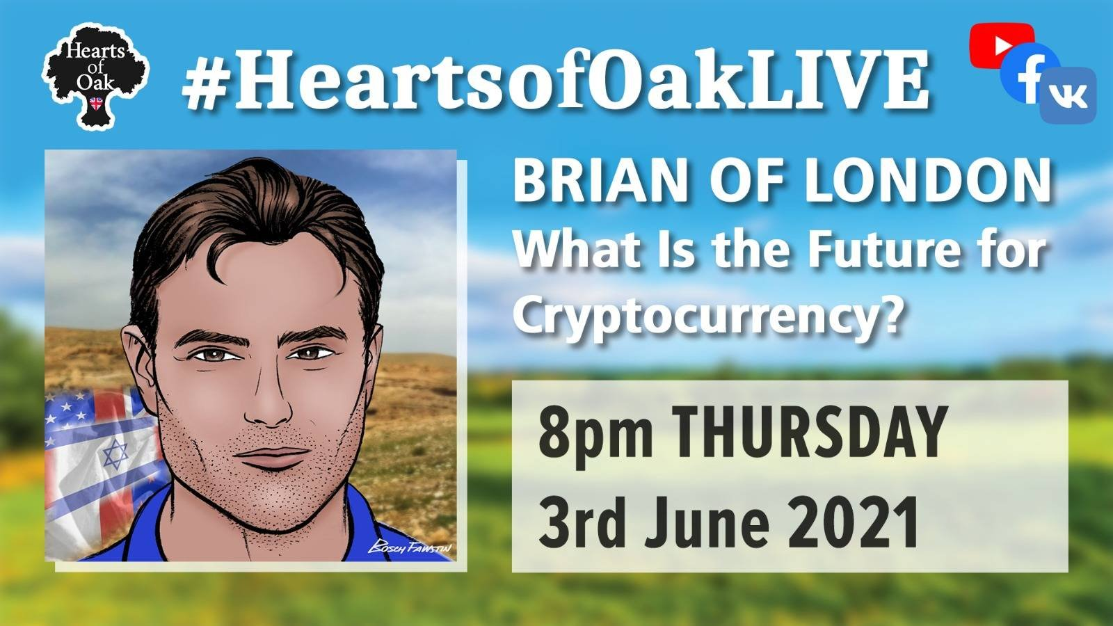 Brian of London: What is the Future for Cryptocurrency?