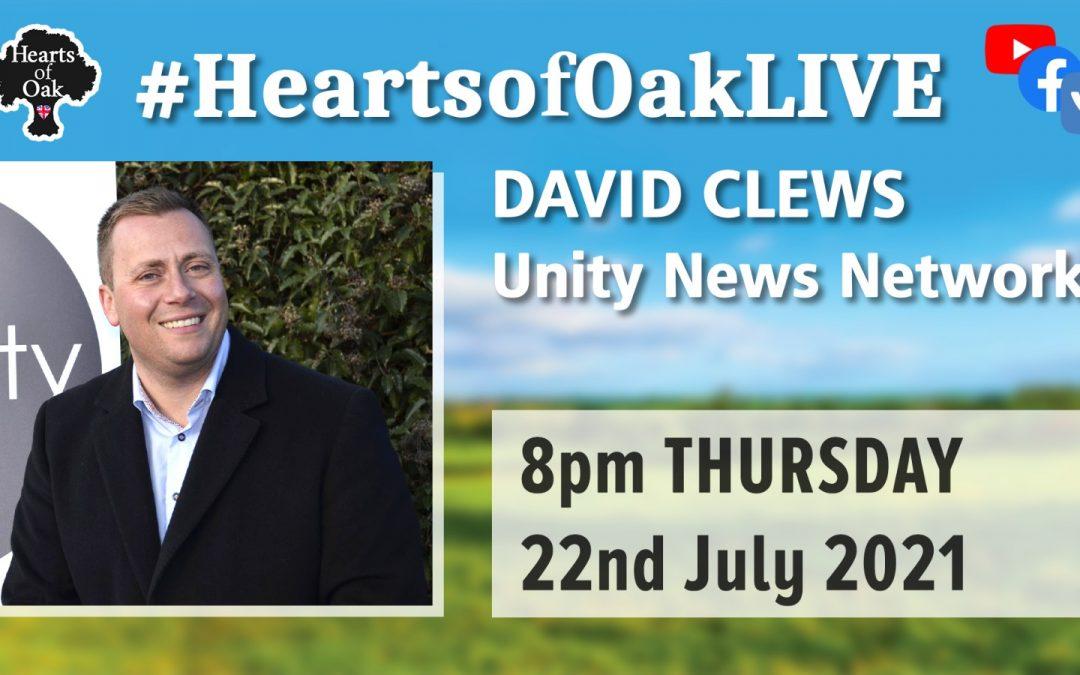 David Clews: Unity News Network