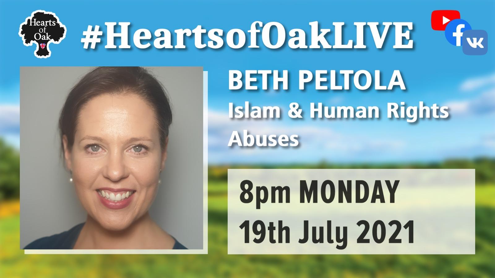 Beth Peltola: Islam & Human Rights Abuses