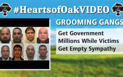 Grooming Gangs get Government Millions while Victims get Empty Sympathy
