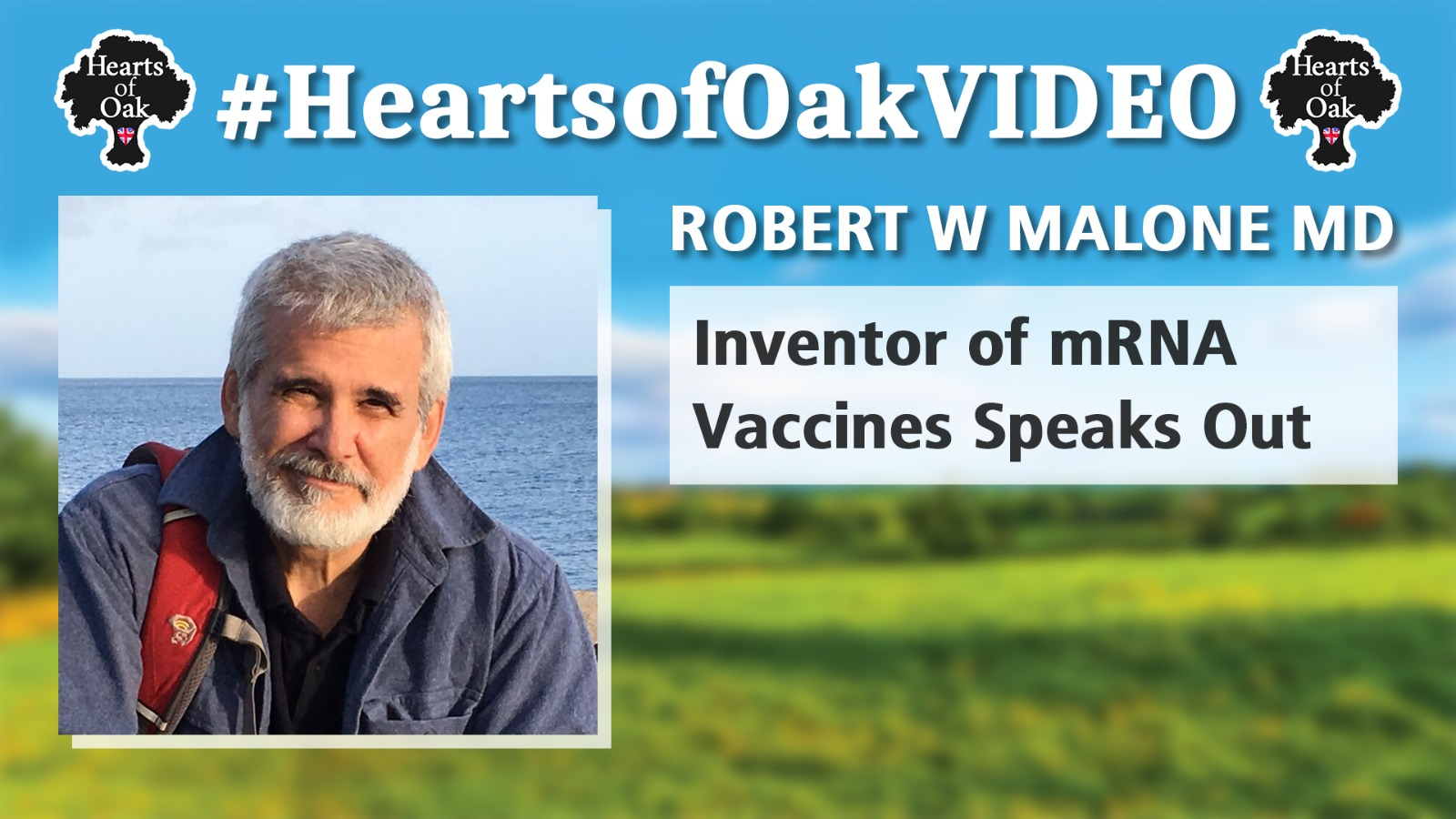Robert W Malone MD  - Inventor of mRNA Vaccines Speaks Out