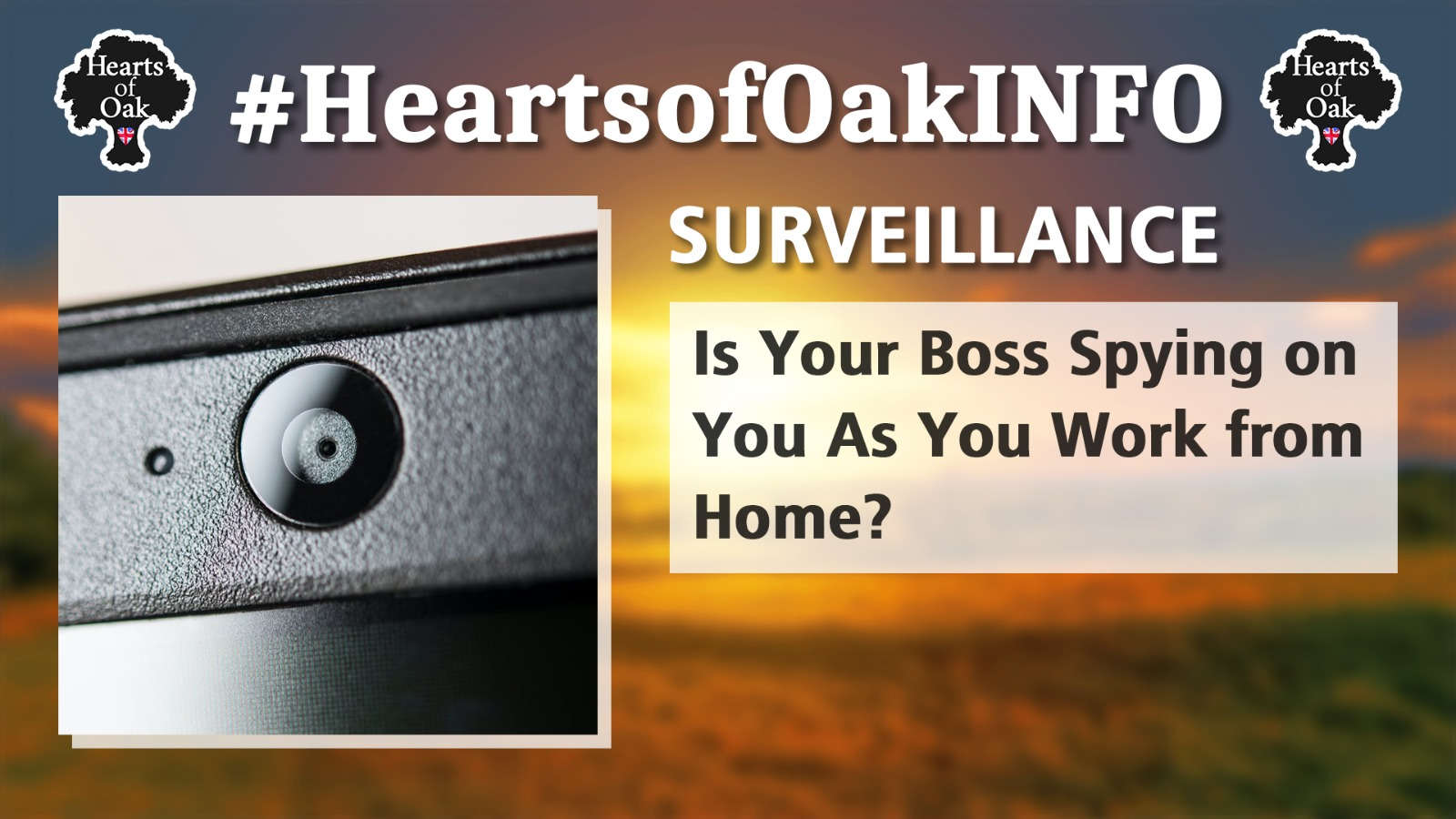 Surveillance: Is Your Boss Spying on You as You Work From Home?
