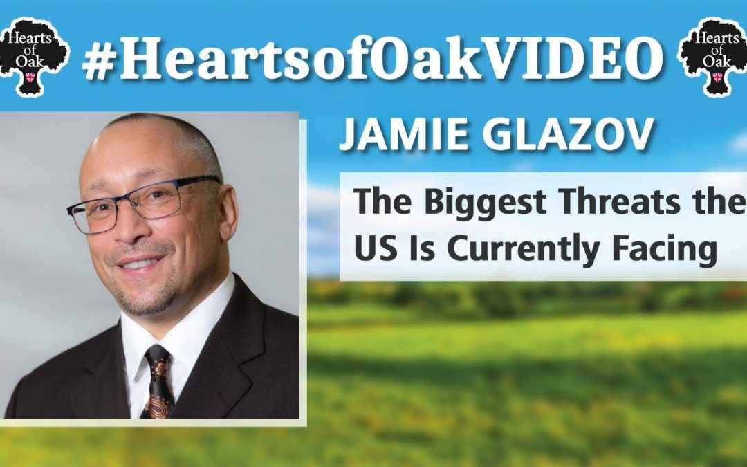 Jamie Glazov: The Biggest Threats the US is Currently Facing